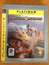 Motorstorm PlayStation 3. PS3