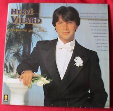 Herve Vilard, les chansons que j'aime , LP - 33 Tours