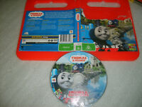 THOMAS & FRIENDS: ENGINES & ESCAPADES + 7 STORIES! - 2010 ABC For Kids DVD Issue