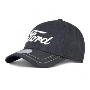 Ford Basic Baseball Cap rPET grau 35030412