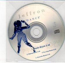 (DD542) Jeffron, Dance - 2005 DJ CD