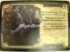 D&D Fortune Cards - 1x Communal End  #062