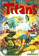 TITANS   N°8    LUG    MARVEL