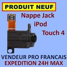 ✖ NAPPE PRISE ÉCOUTEUR AUDIO JACK IPOD TOUCH 4 4G ✖ NEUF GARANTI EXPÉDITION 24H✖