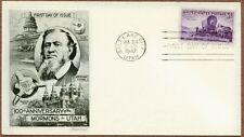 Mormon 100th Anniversary Postal Cover, 1947