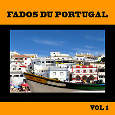 CD Fados du Portugal - Vol 1