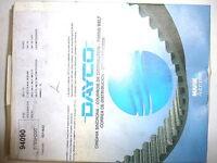Audi 100-Vw TL 28-35-LT 40-55 Courroie de distribution DAYCO 94090