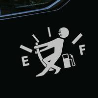 Funny High Gas Consumption Car Window Door Sticker Decal Decor Car Accessories