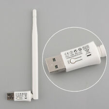 Mini 150M Wireless USB WIFI Adapter Card With Antenna For Openbox Skybox