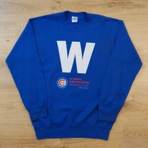 Chicago Cubs Baseball Sweatshirt Mens M 2007