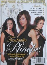 ALYSSA MILANO April 2007 CHARMED Magazine #16 / ROSE McGOWAN / NEW