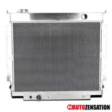 For 83-94 Ford F250 F350 F59 6.9L 7.3L V8 Diesel Aluminum 3 Row Cooling Radiator