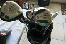 Alien Solar System  Womens Golf Set ⛳Irons, Hybrids, Putter & Bag