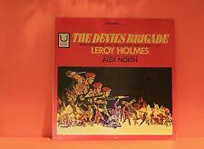 DEVILS BRIGADE - LEROY HOLMES - WAR SOUNDTRACK - UA 1968 - NM LP VINYL RECORD -T