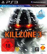 PS3 / Sony Playstation 3 Spiel - Killzone 3 (mit OVP)(USK18)