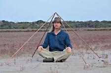 "Copper Meditation Healing Pyramid Giza 1000mm High x 1580mm Base Edge 1/2"" Tube"