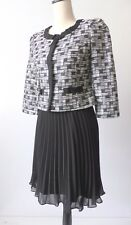 REVIEW  3/4 Length Sleeve Jacket Size 8  US 4   rrp $299.95