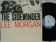 LEE MORGAN - The Sidewinder LP (RARE Japanese Import on BLUE NOTE)