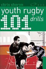 101 Youth Rugby Drills (101 Drills),Chris Sheryn