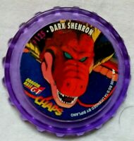 Tazos Dragon Ball GT Chaps #125 Dark Shenron 1996 Cheetos Matutano