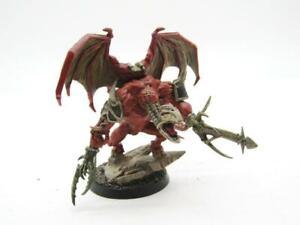 (7332) Winged Daemon Prince Chaos Daemons 40k Sigmar Warhammer