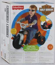 Fisher-Price W1778 Harley Davidson Tricycle Bike Ride Toy