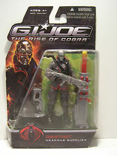 G.I. Joe Gijoe Rise Of Cobra Destro Weapons Supplier MOC 2008