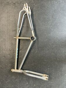 Mongoose BMX Minigoose Frame And Fork Old Mid School