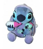 "Lilo & and Stitch Pyjamas Bottle Scrump Plush Soft Stuffed Toy Doll 12"" 30 cm"