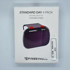 Freewell Seller Refurbished - Mavic Mini 1 & 2 Standard Day 4 Pack RRP £59.99