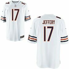 Nike NFL Youth Chicago Bears Alshon Jeffery #17 Game Team Jersey, White