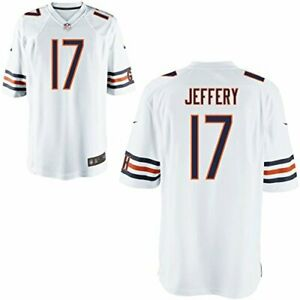 Nike NFL Youth Chicago Bears Alshon Jeffery #17 Game Team Jersey, White