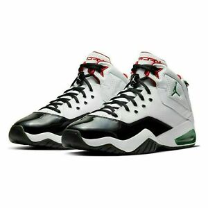 Nike Air Jordan B'Loyal Men's Basketball Shoes CW7008 100 White Green Red Black