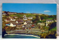 Cadgwith, Cornwall VINTAGE  Postcard
