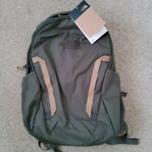 NORTH FACE Vault Rucksack Backpack 27 Litre Olive Green New