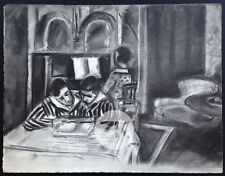 HENRI MATISSE Peintre Fauvisme COLLOTYPE Jeanne BUCHER 1933