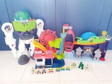 Imaginext Toy Story Bundle - Pizza Planet Carnival Buzz Lightyear