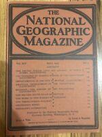 (REPRINT!) National Geographic Magazine May 1903 Vol. XlV No.5, Banquet Garden