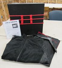 Adidas MUHAMMAD ALI Autographed PSA GOAT 1/300 Leather Jacket 2XL with Box