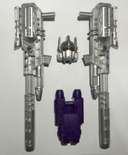 2 extra gun!ship2USA!silver DREAM TOYS-PC10 BRUTICUS UPGRADE COMBINER WARS