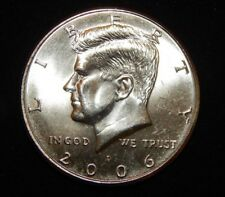 2006 D Kennedy Half Dollar BU Uncirculated  Flat fee shipping