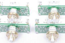 1piece TOP GOLD 6J5+6J5/L63+L63/VT94 TO 6SN7 6N8P CV181 Tube converter adapter