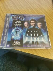 DOCTOR DR WHO BIG FINISH 2 x CD - 108 ASSASSIN IN THE LIMELIGHT