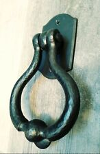Southwest Forge Door Knocker Ball American Hammered Bronze Finish Hand Forged