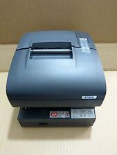 EPSON TM-J7100 M184A Multifunction Receipt Slip POS Printer USB w/ PSU