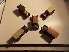5 Mini Vieux Tacots - 6cms.