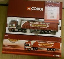 Corgi CC13617 DAF CF Curtainside John Truswell & Sons Ltd Ed. 0003 of only 1510