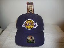 LOS ANGELES LA LAKERS NBA TEAM APPAREL THROWBACK HAT CAP HARDWOOD CLASSICS NWT
