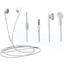 Flat 3.5mm Stereo Earphones Headset Handsfree For Huawei P8 P9 P10 LITE 2017