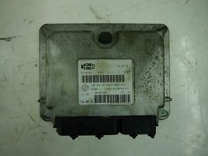 Steuergerät Motor 55196260 FIAT PANDA (169) 1,1